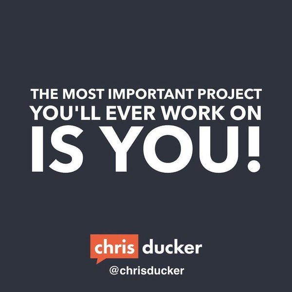 Chris Ducker quote