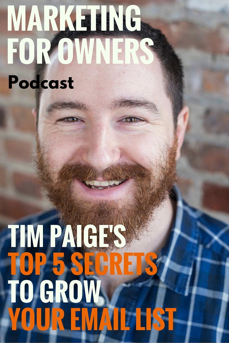 Tim Paige