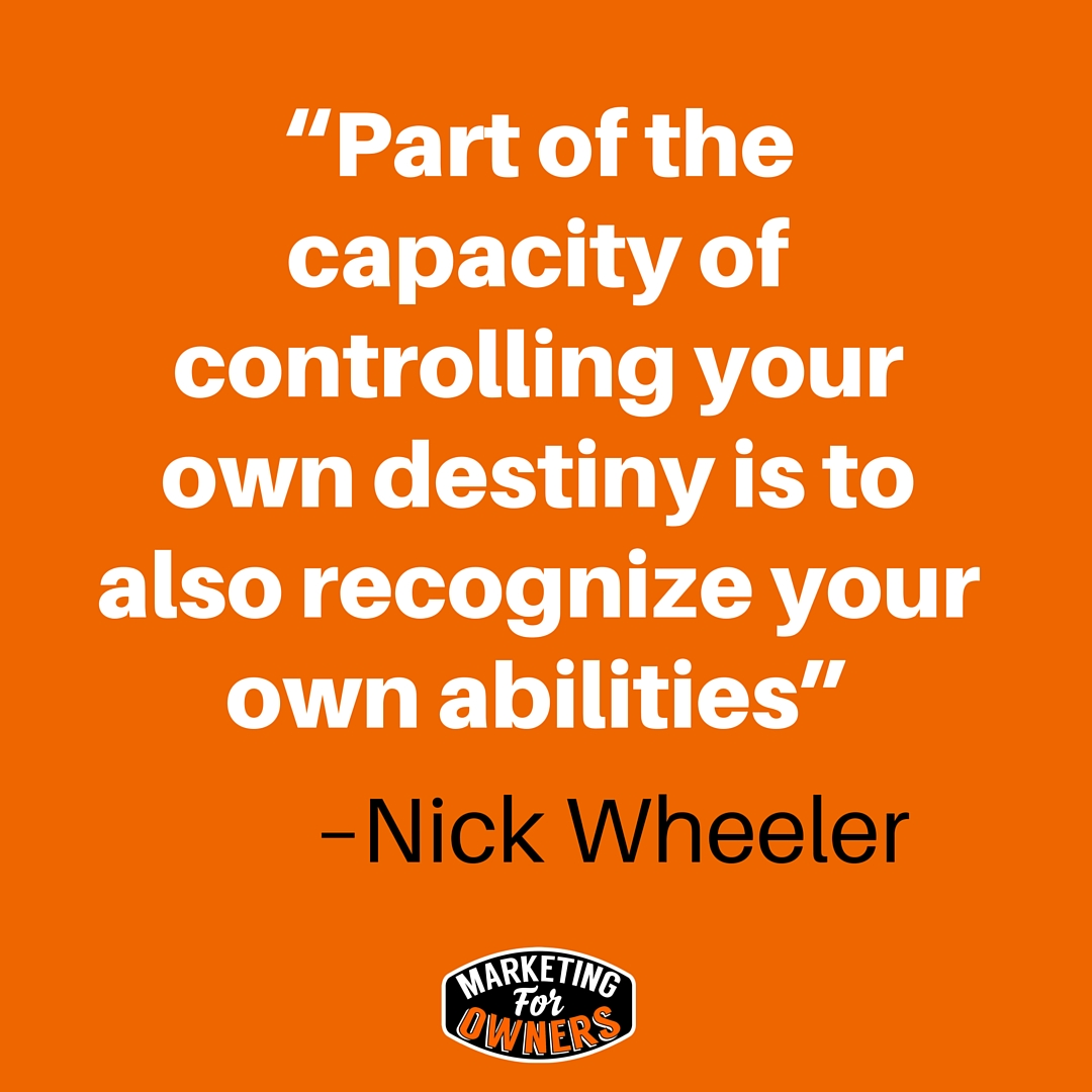 nick wheeler quote