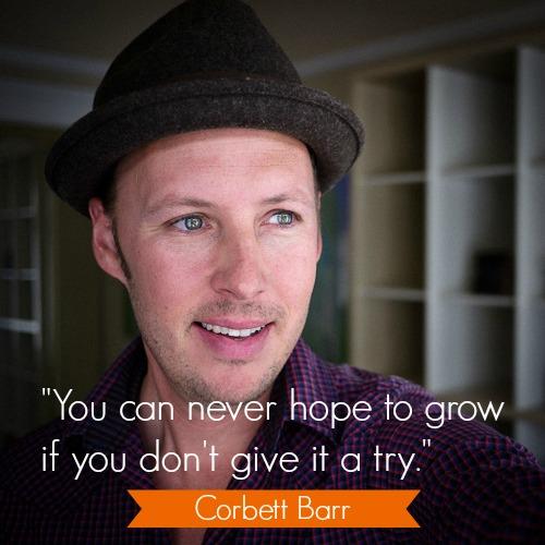 Corbett Barr quote 2
