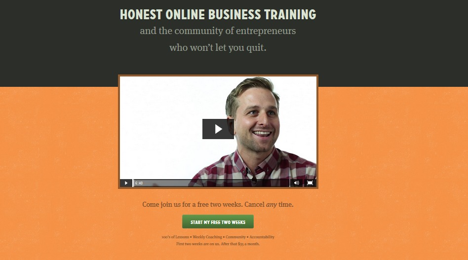 corbett barr training for business
