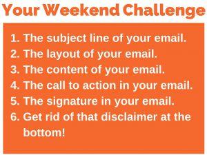 360 weekend challenge 6