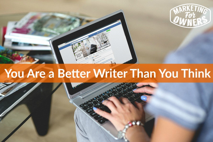 361 better writer than you think