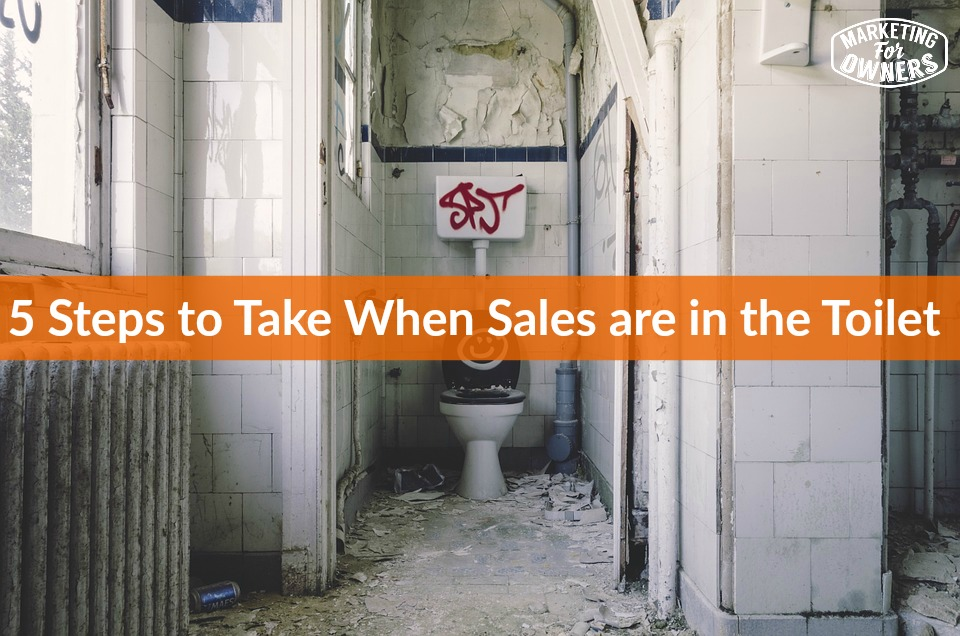 365 sales inthe toilet