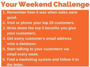 365 weekend challenge 6