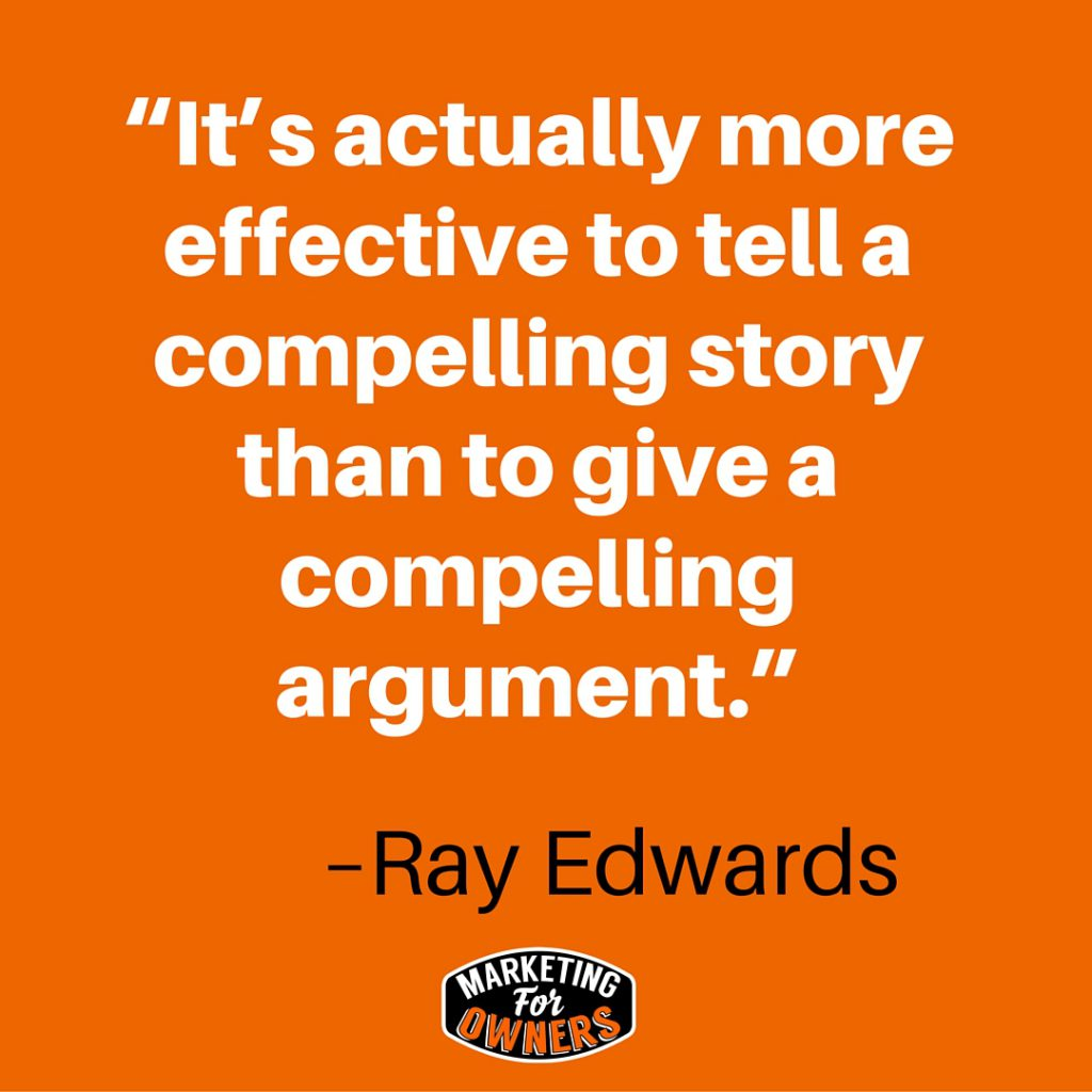 Ray edwards quote