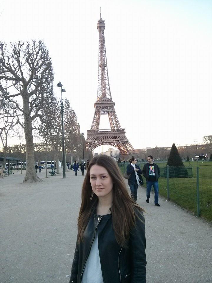 laura in paris 2014