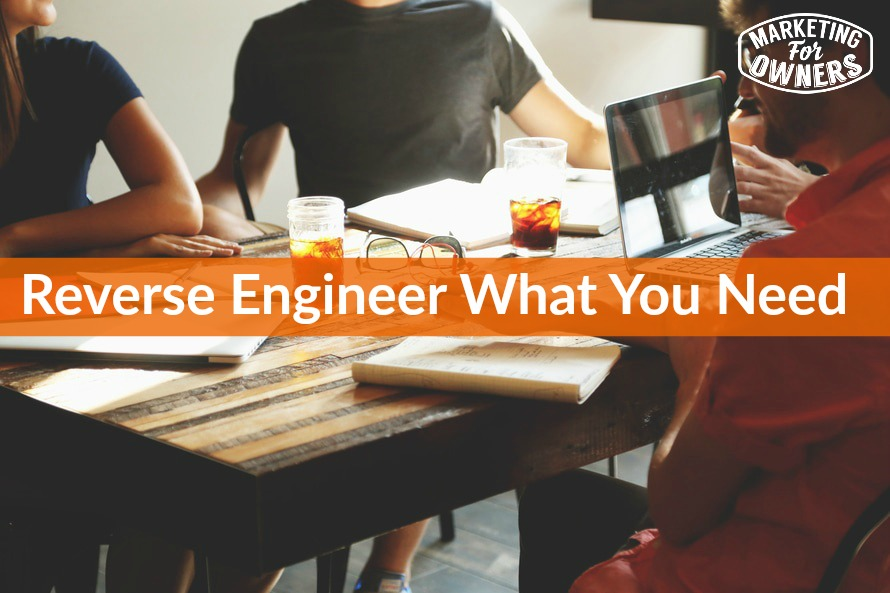 381 reverse engineer what you need