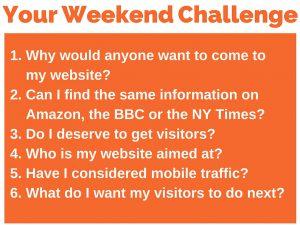 385 weekend challenge 6