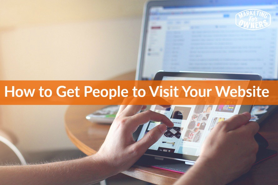 386 how to get more people to your website