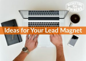 Ideas for Your Lead Magnet #390