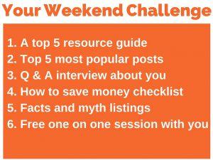 390 weekend challenge 6