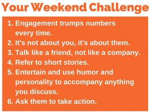 400 weekend challenge 6