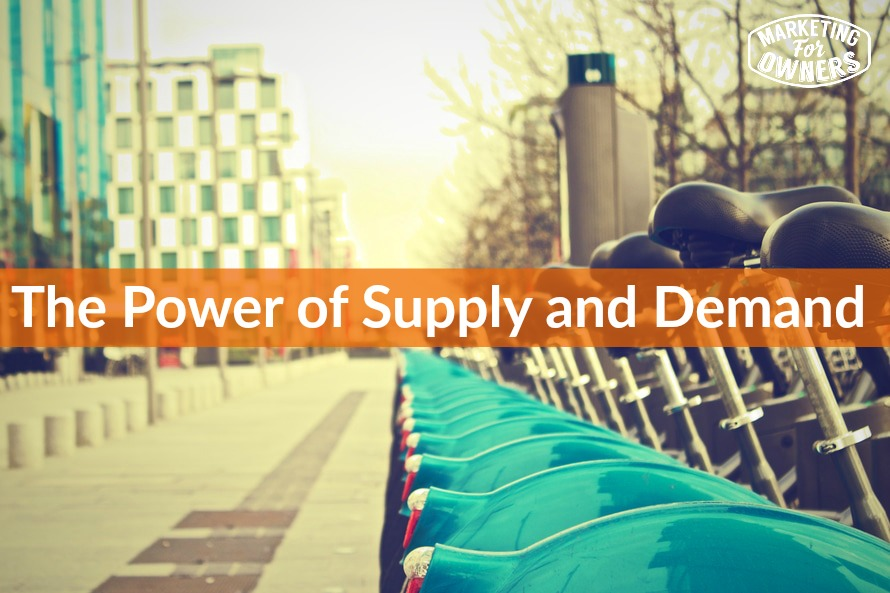 402 power of supply and demand