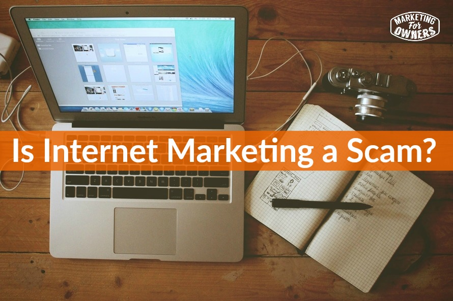 407 internet marketing a scam