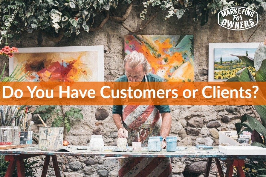 411 customers or clients