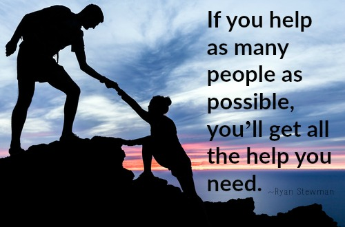 Helping-people