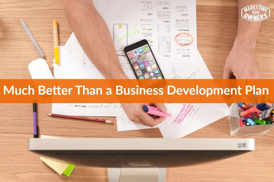 420 business development plan