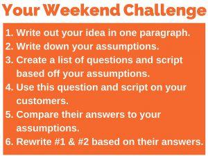 420 weekend challenge 6