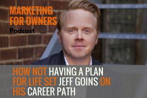 How Not Having a Plan for Life Set Jeff Goins on His Career Path #428