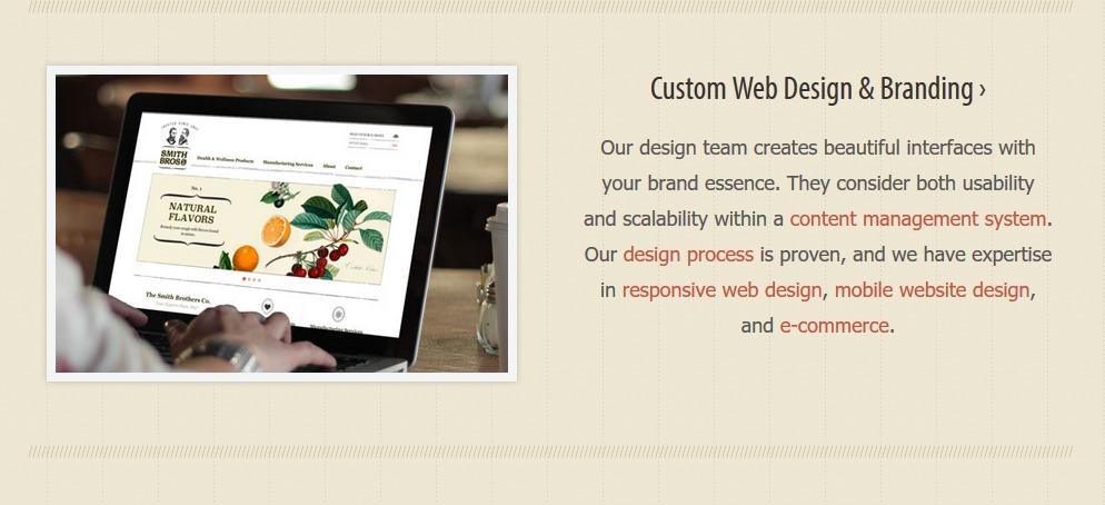 orbit media web design