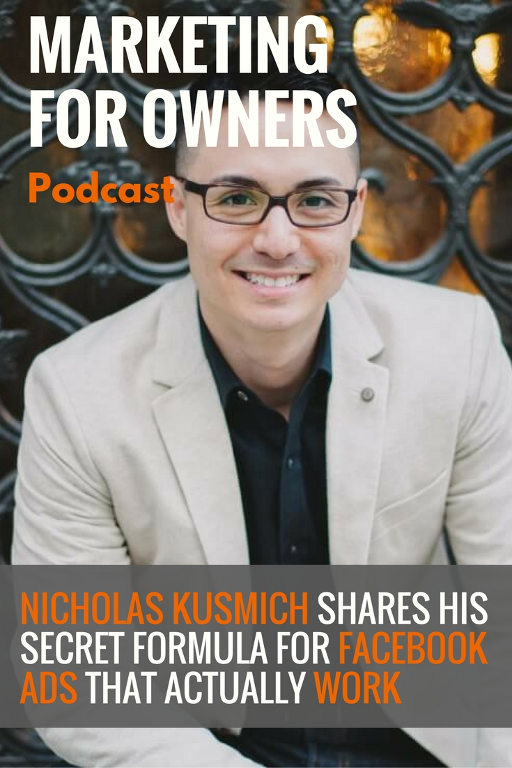 Nicholas Kusmich
