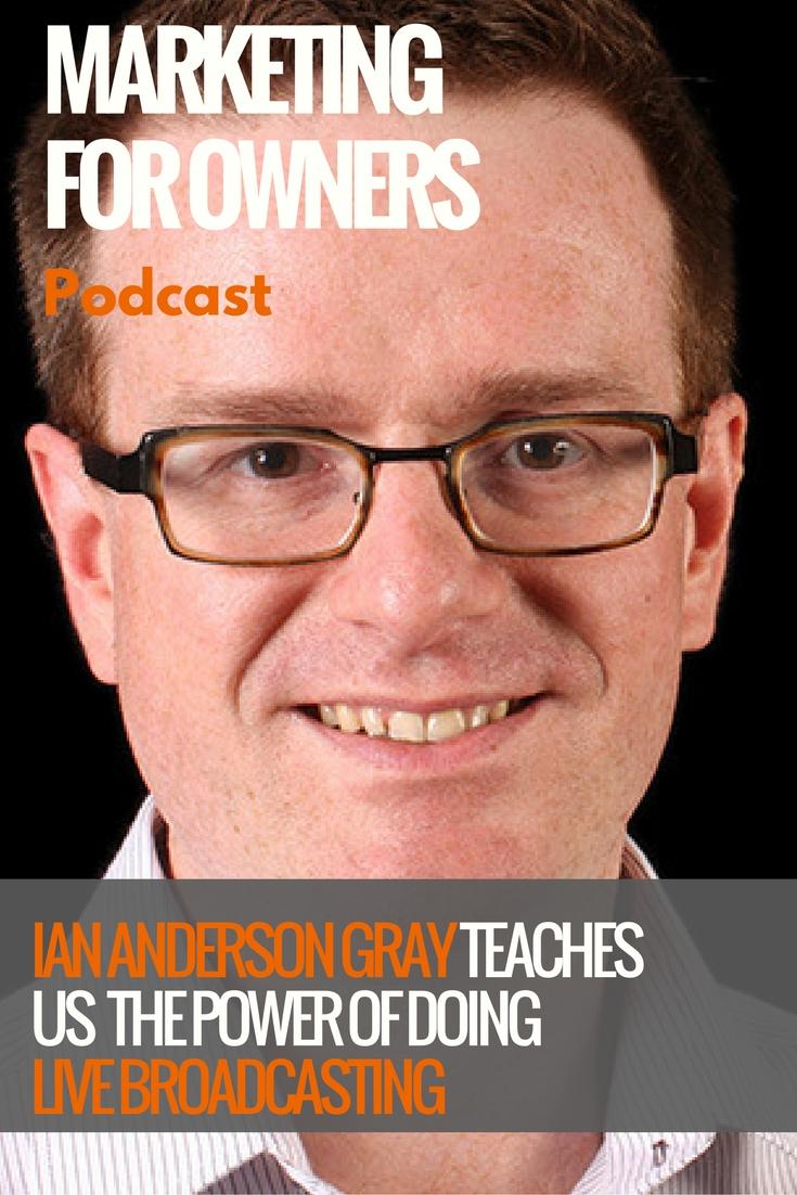 Ian Anderson Gray
