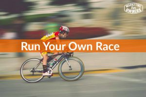 454 run your own race