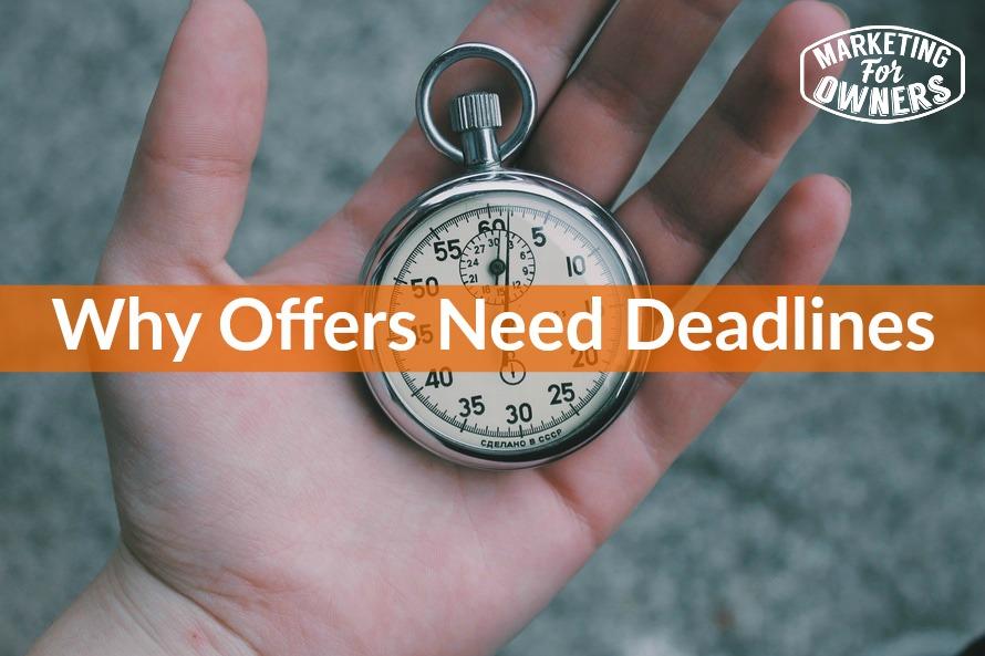456 deadlines