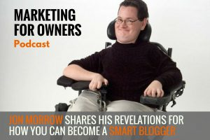 Jon Morrow Shares His Revelations For How You Can Become A Smart Blogger #453