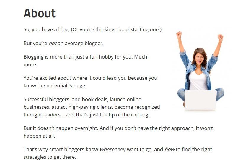 smart blogger info