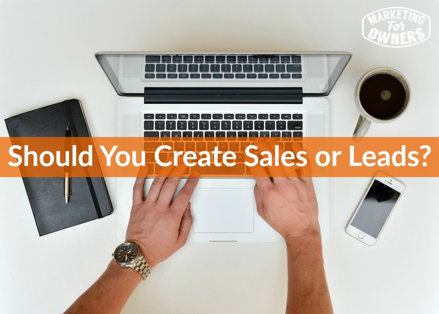 sales or leads
