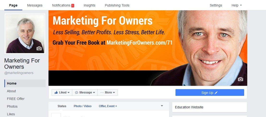 social media marketing fb