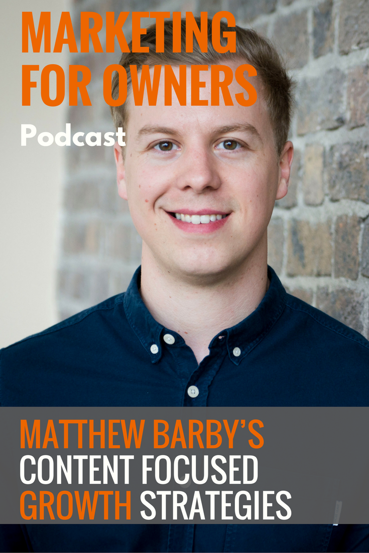 Matthew Barby