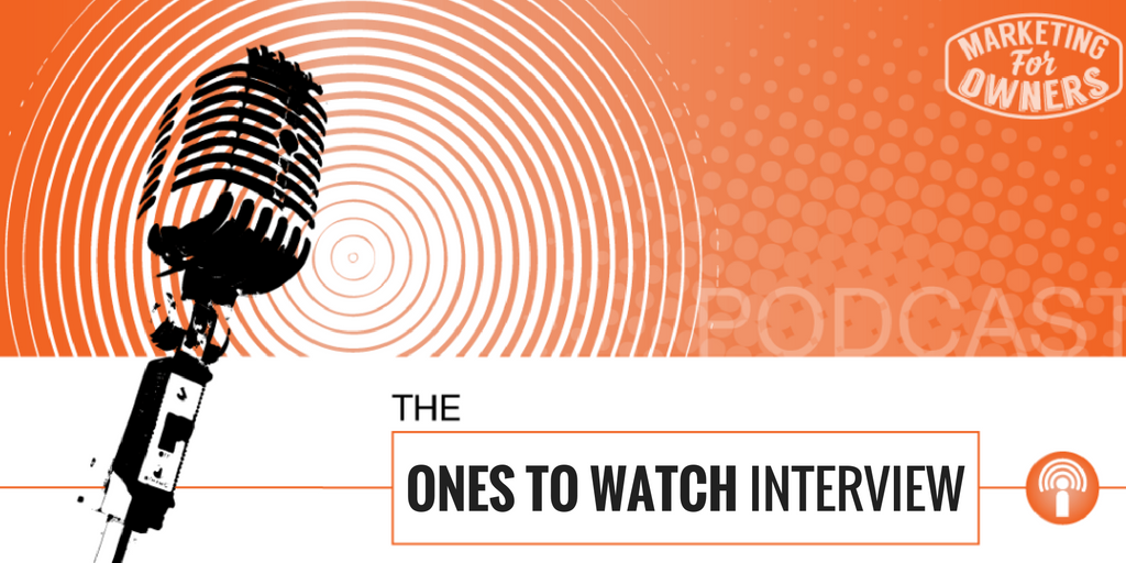 ONES to WATCH Interview