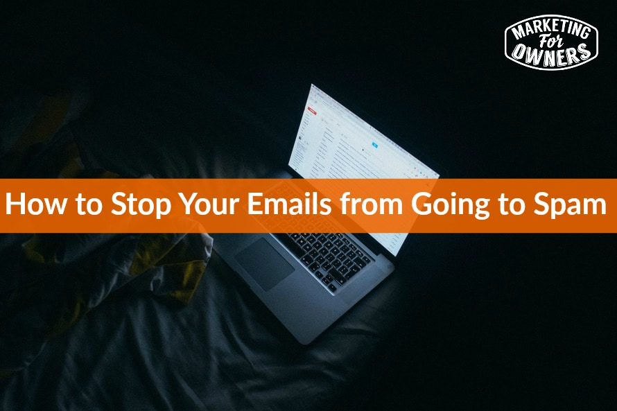 stop emails from going to spam