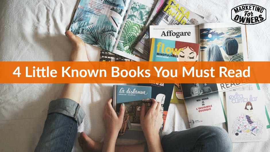 4 books you need to read