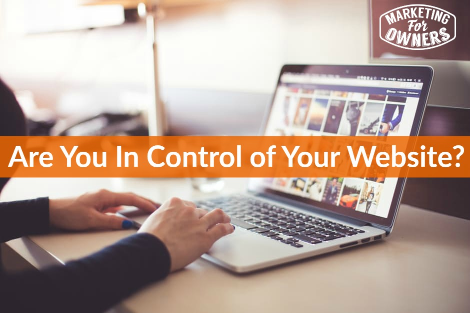531 control of your website