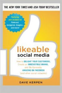 551 likeable social media