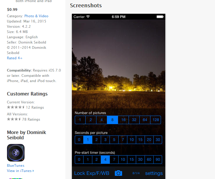 Average Camera Pro on the App Store.clipular