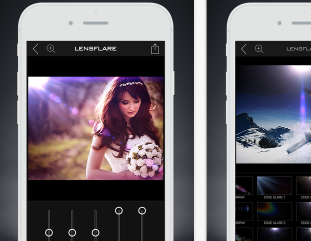 LensFlare Optical Effects on the App Store.clipular