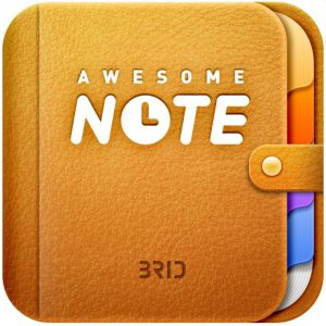 557 awesome note
