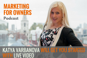 Katya Varbanova Will Get You Started With Live Video #560