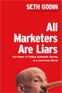 Marketers are liars