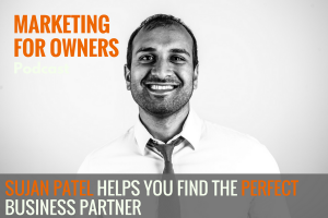 Sujan Patel Helps You Find the Perfect Business Partner #608