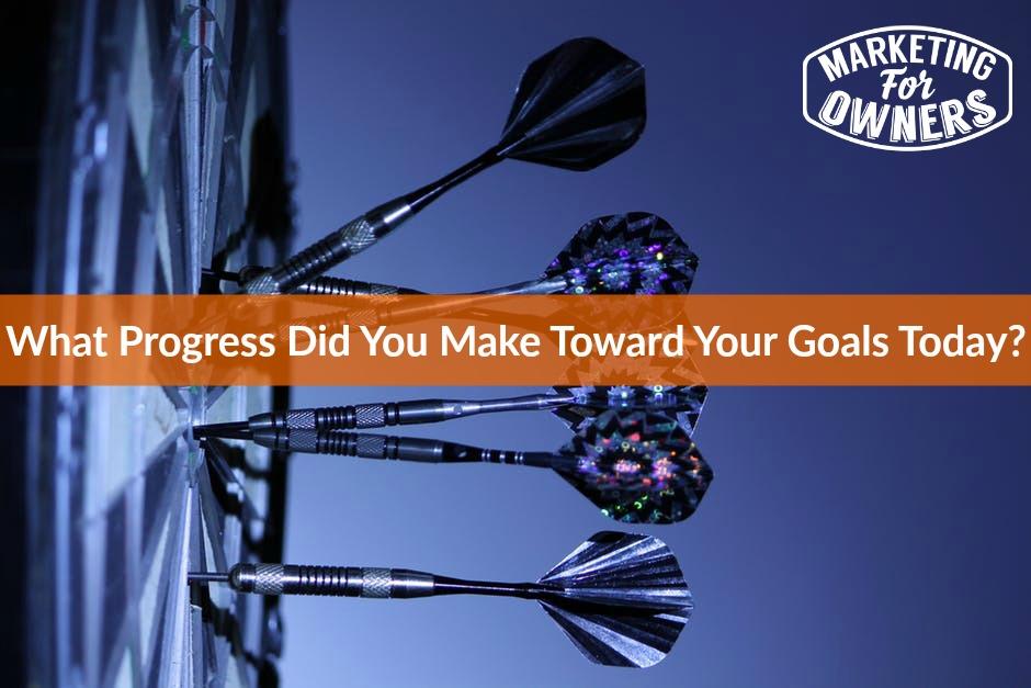 672 goals and progress