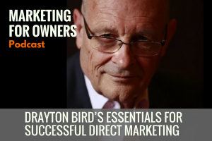 Drayton Bird's Essentials for Successful Direct Marketing #673