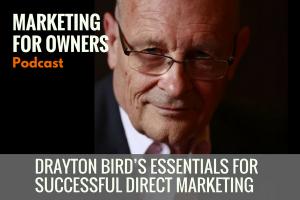 Drayton Bird's Essentials for Successful Direct Marketing #673